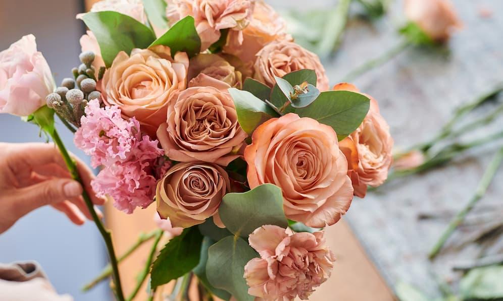 Özel Tasarım Çiçekler